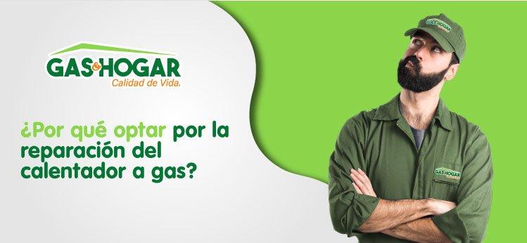 ¿Por qué optar por la reparación del calentador a gas?